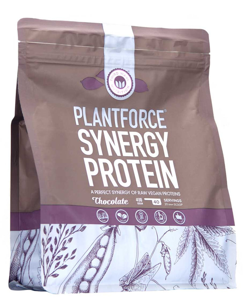 Plantforce Synergy Protein by Third Wave Nutrition