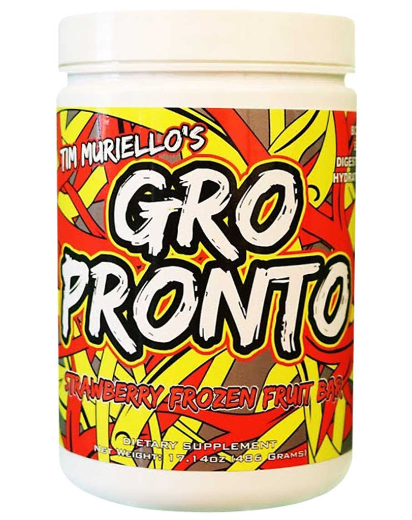 Gro Pronto by Tim Muriello