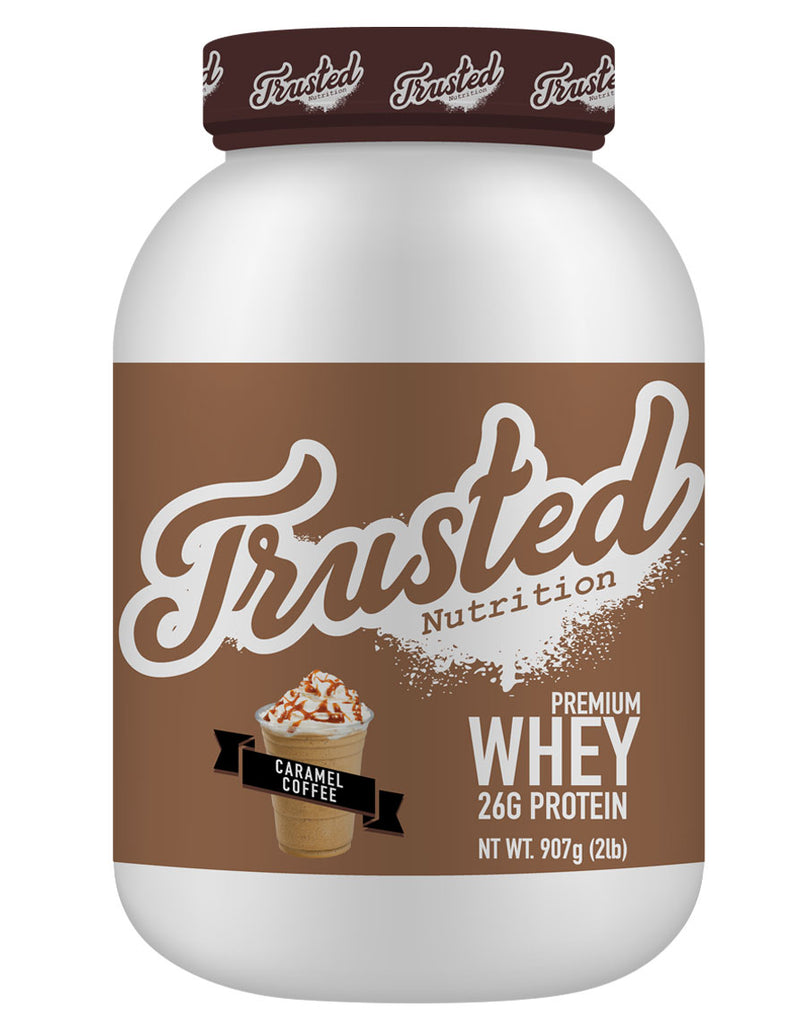 Premium Whey by Trusted Nutrition