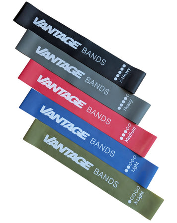 Resistance Bands by Vantage Strength
