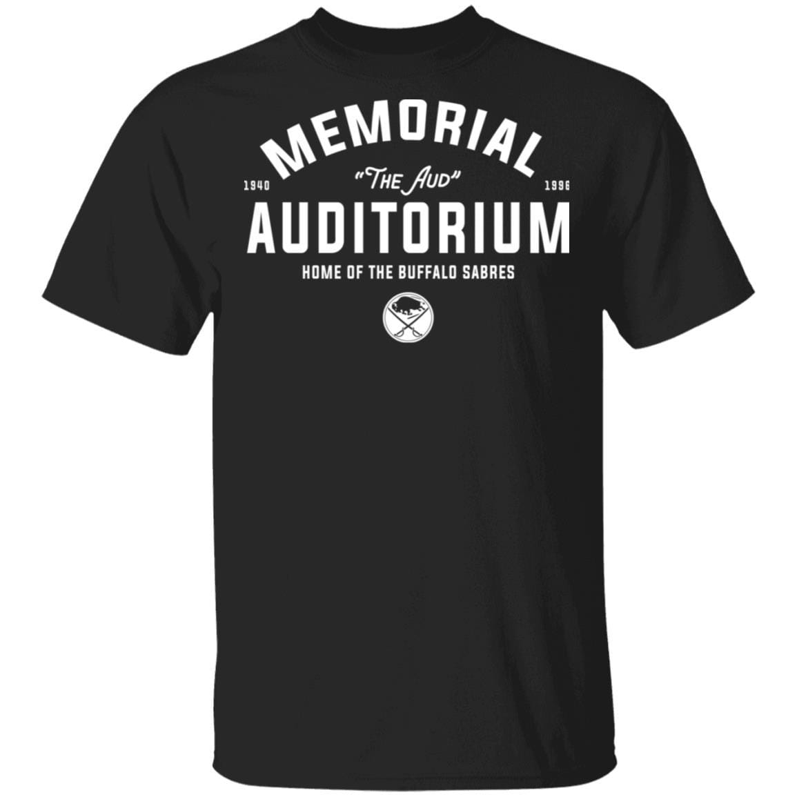 1940 1996 Memorial Auditorium Home Of The Buffalo Sabres T-Shirts, Hoodies 1049-9953-86894544-48144 - Tee Ript