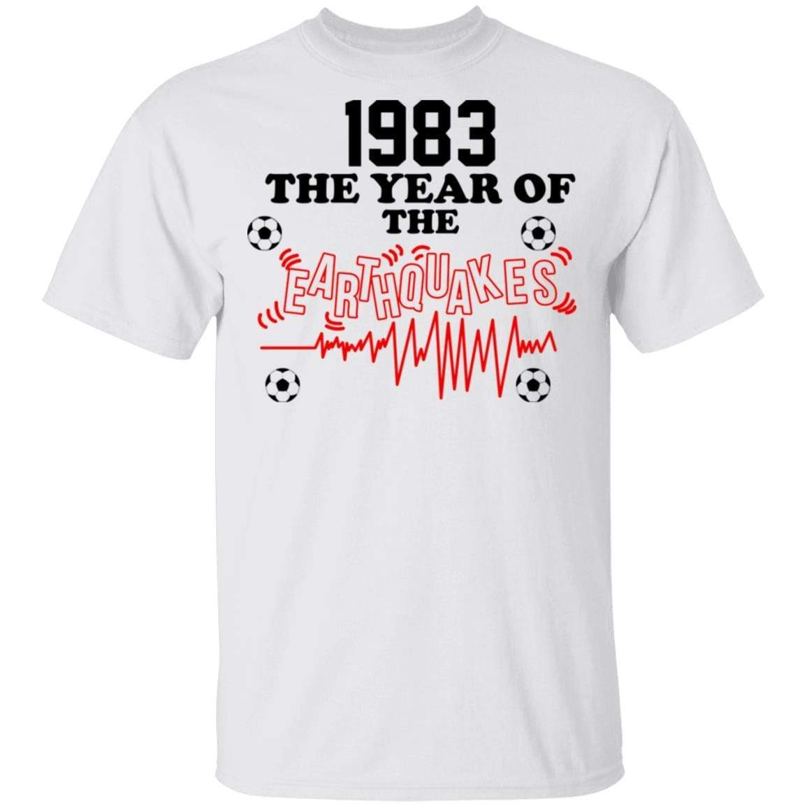 1983 The Year Of The Earthquakes San Jose Earthquakes T-Shirts, Hoodies 1049-9974-86355409-48300 - Tee Ript