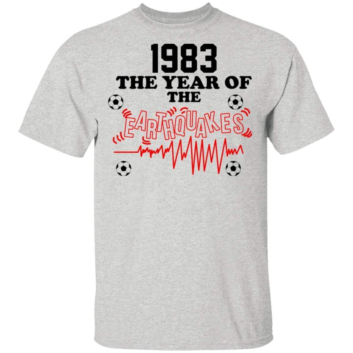 1983 The Year Of The Earthquakes San Jose Earthquakes T-Shirts, Hoodies 1049-9952-86355409-48184 - Tee Ript