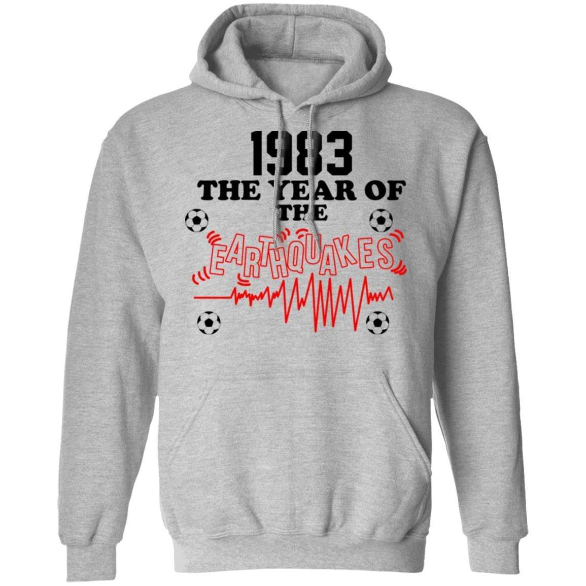 1983 The Year Of The Earthquakes San Jose Earthquakes T-Shirts, Hoodies 541-4741-86355408-23111 - Tee Ript