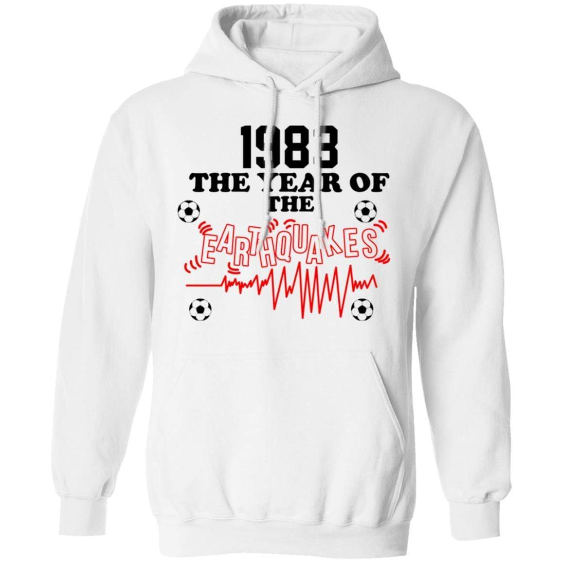 1983 The Year Of The Earthquakes San Jose Earthquakes T-Shirts, Hoodies 541-4744-86355408-23183 - Tee Ript
