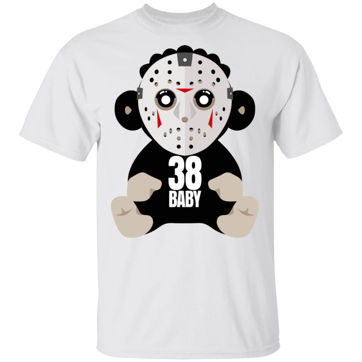 38 Baby Monkey Jason Voorhees T-Shirts, Hoodies 1049-9974-81934115-48300 - Tee Ript