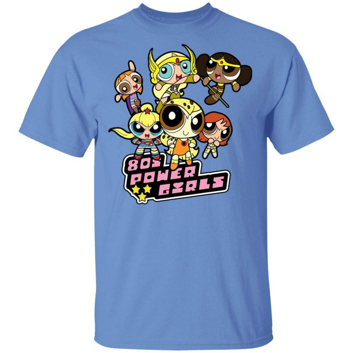 80's Power Girls T-Shirts, Hoodies 1049-9955-86340982-48160 - Tee Ript