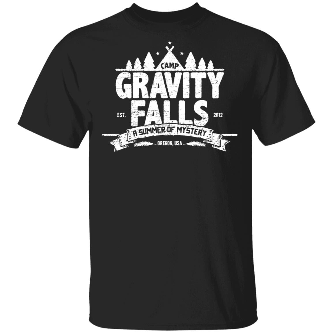 Gravity Falls A Summer Of Mystery Oregon USA T-Shirts, Hoodies