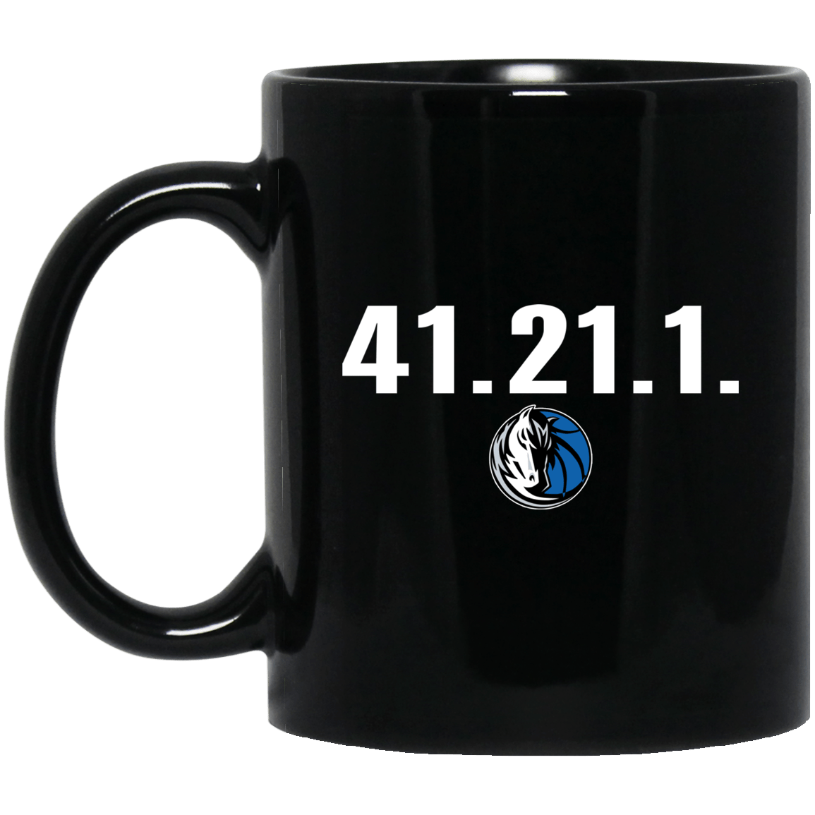 41.21.1 Dallas Mavericks Mug - TEE RIPT