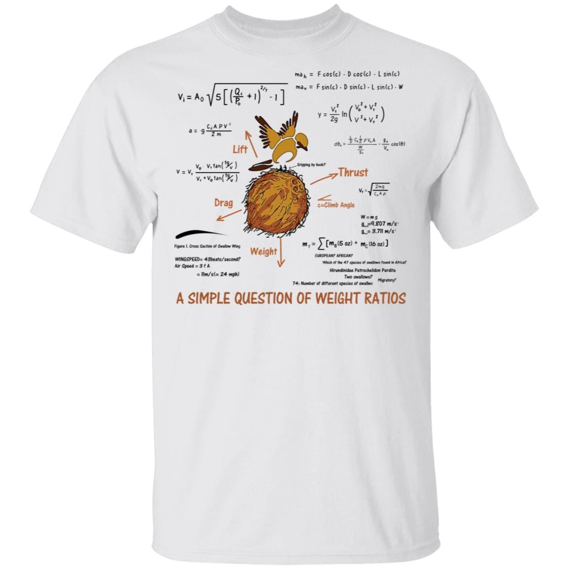 A Simple Question Of Weight Ratios Funny Math Teacher T-Shirts, Hoodies 1049-9974-91517264-48300 - Tee Ript