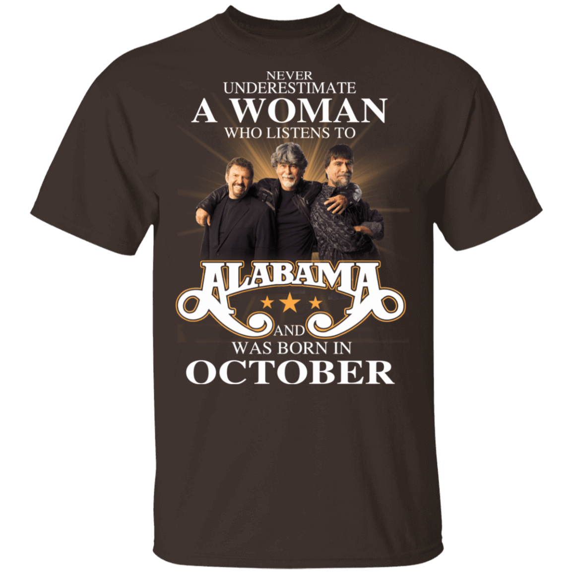 A Woman Who Listens To Alabama And Was Born In October T-Shirts, Hoodies, Tank 1049-9956-81138097-48152 - Tee Ript