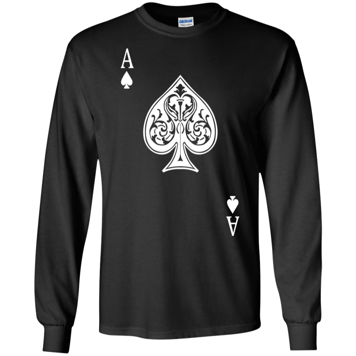 Ace of Spades 30-186-72744326-333 - Tee Ript