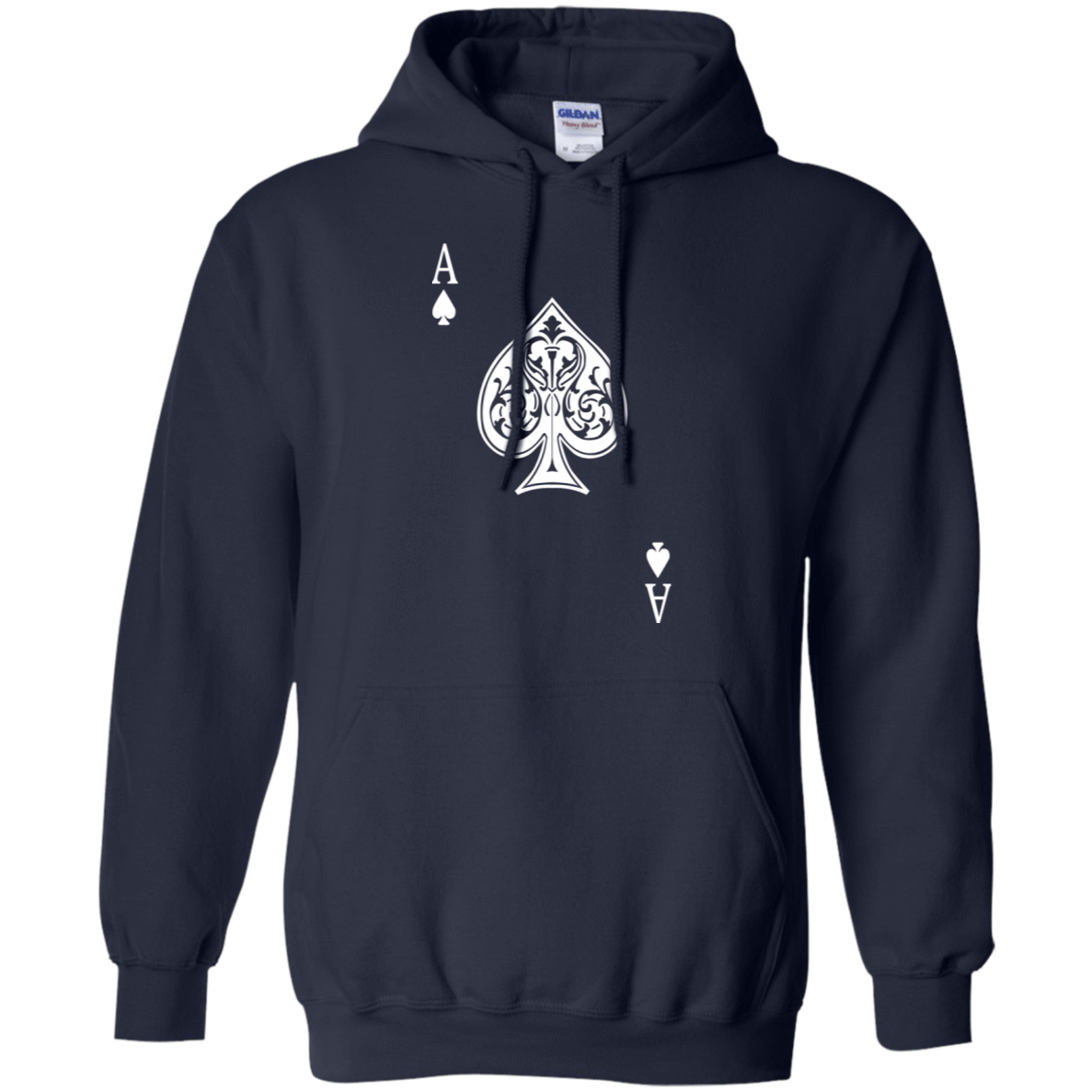 Ace of Spades 541-4742-72744327-23135 - Tee Ript