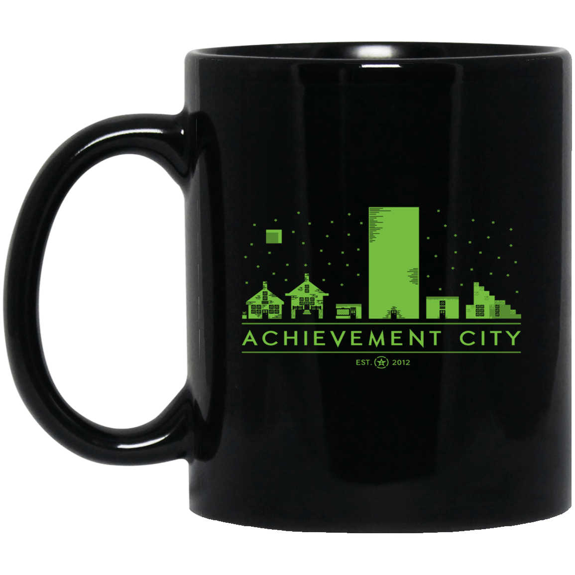 Achievement Hunter Achievement City Mug 1065-10181-89726647-49307 - Tee Ript