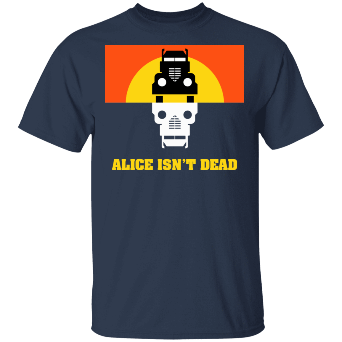 Alice Isn't Dead Logo T-Shirts, Hoodies 22-111-80183265-250 - Tee Ript