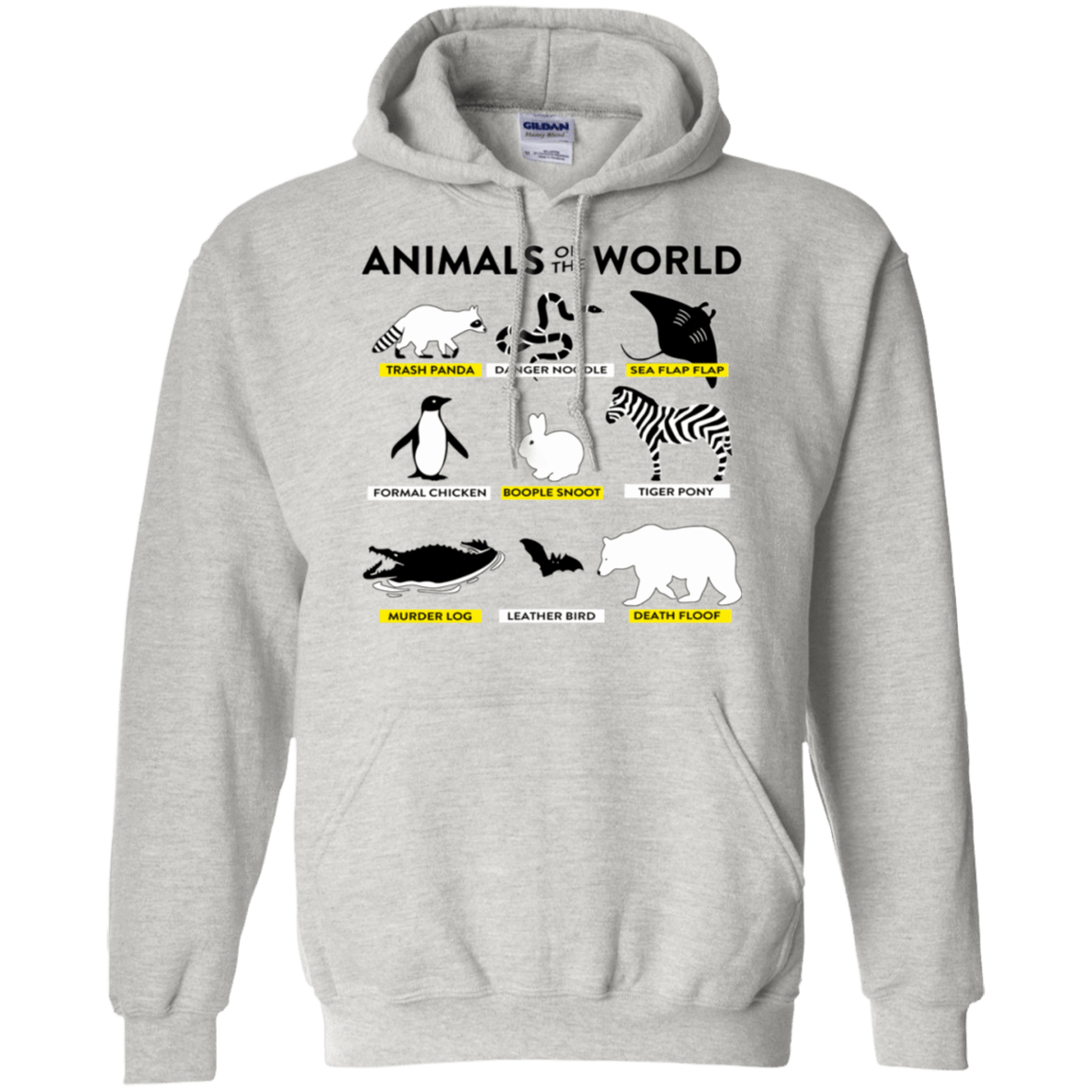 Animals Of The World T-Shirts, Hoodie, Tank 541-4748-78497931-23071 - Tee Ript