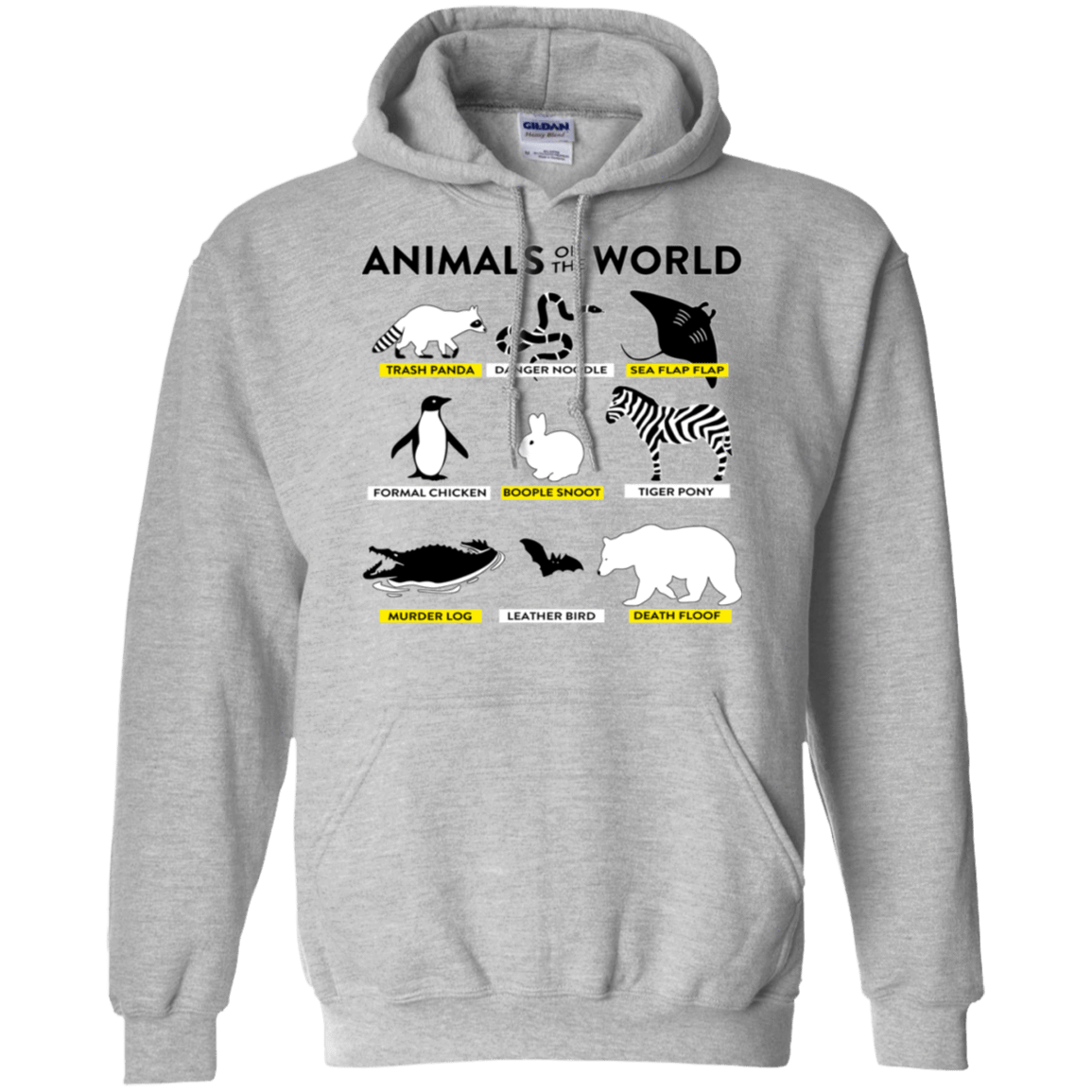 Animals Of The World T-Shirts, Hoodie, Tank 541-4741-78497931-23111 - Tee Ript