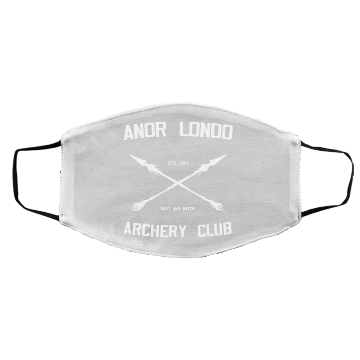 Anor Londo Archery Club 2011 Face Mask 1274-13170-88768017-59058 - Tee Ript