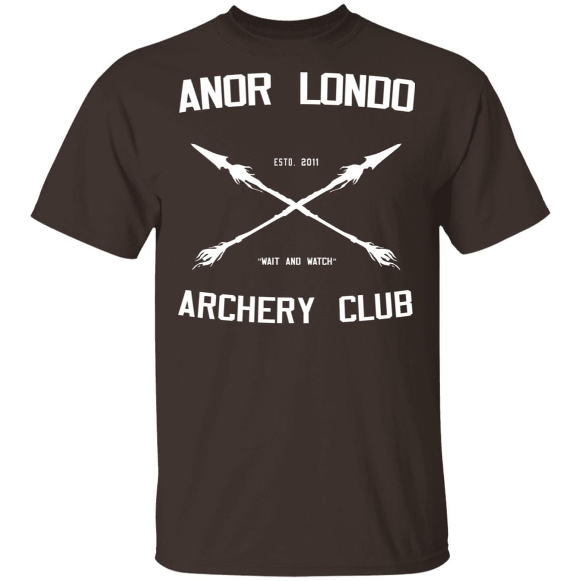 Anor Londo Archery Club 2011 T-Shirts, Hoodies 1049-9956-88767425-48152 - Tee Ript