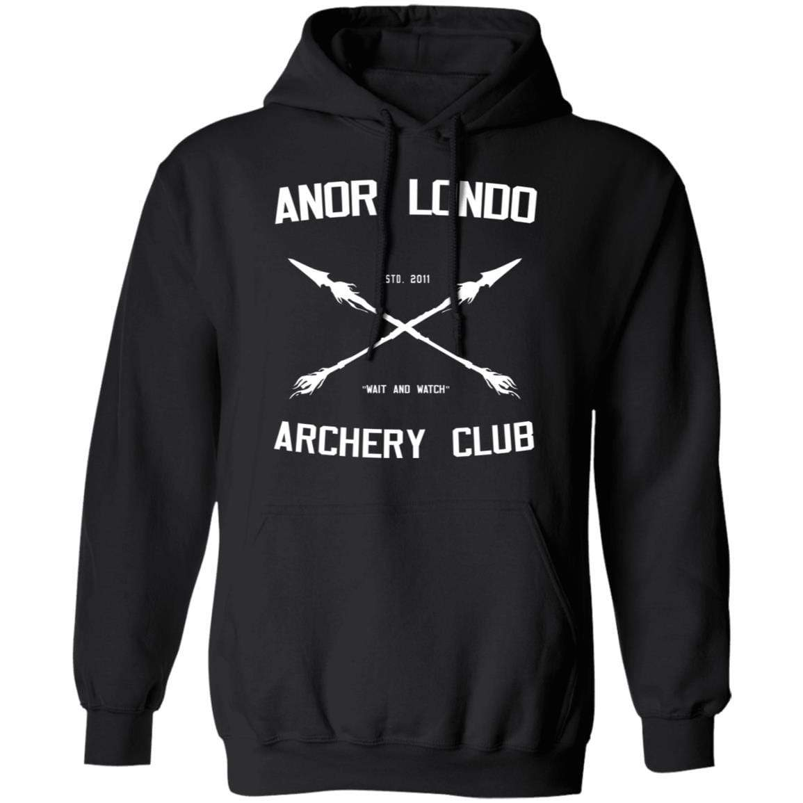 Anor Londo Archery Club 2011 T-Shirts, Hoodies 541-4740-88767424-23087 - Tee Ript