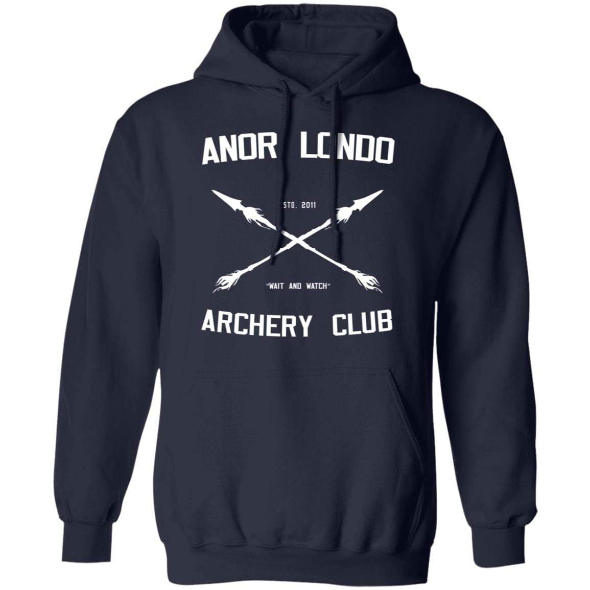 Anor Londo Archery Club 2011 T-Shirts, Hoodies 541-4742-88767424-23135 - Tee Ript