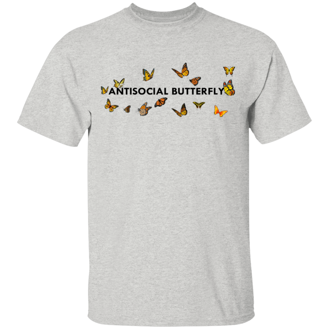 Antisocial Butterfly T-Shirts, Hoodies, Tank 22-2475-79240886-12568 - Tee Ript