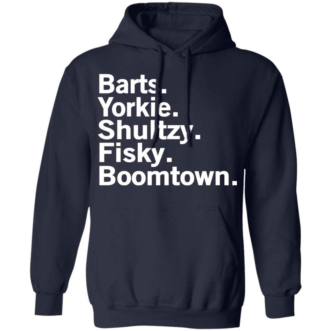 Barts Yorkie Shultzy Fisky Boomtown T-Shirts, Hoodies 541-4742-86894760-23135 - Tee Ript