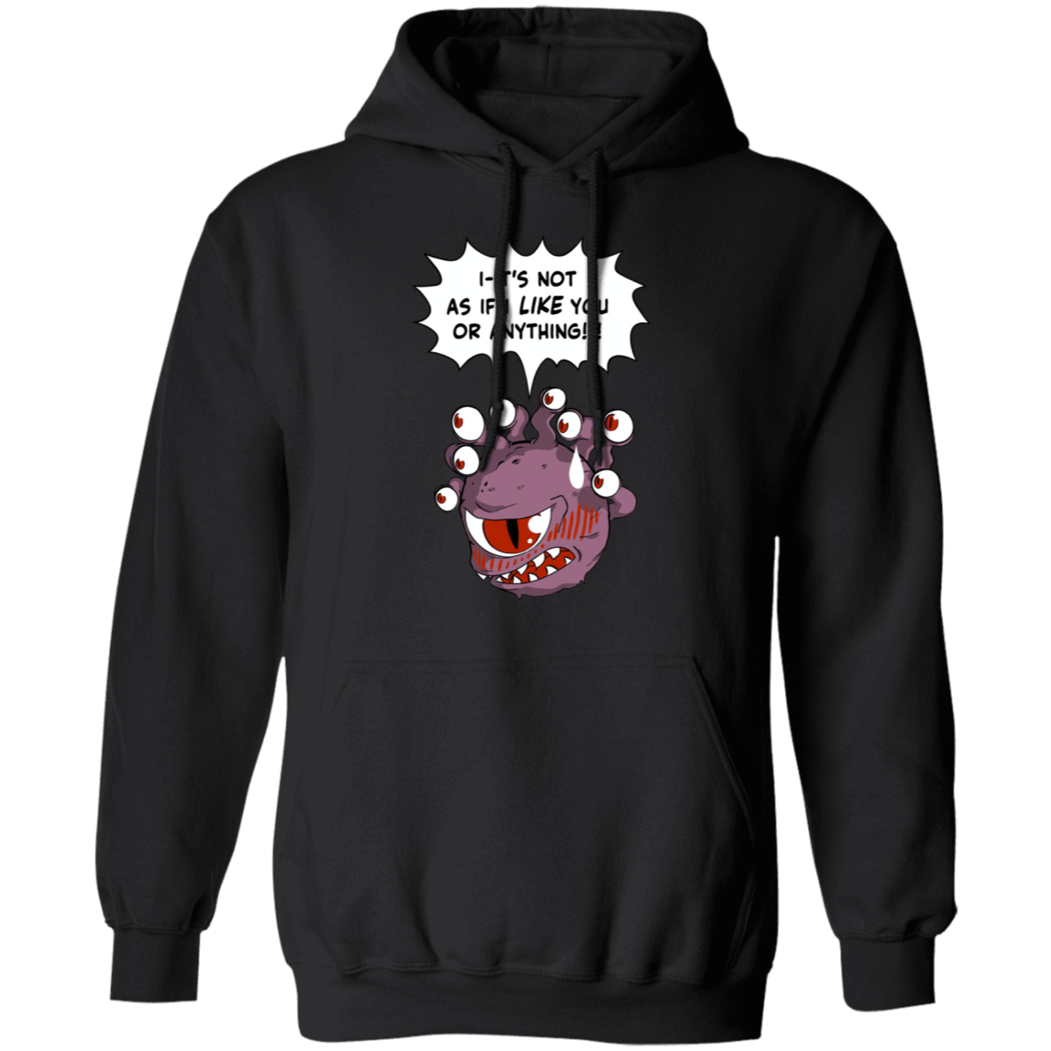 Beholder It's Not As If I Like You Or Anything T-Shirts, Hoodies 541-4740-80183257-23087 - Tee Ript