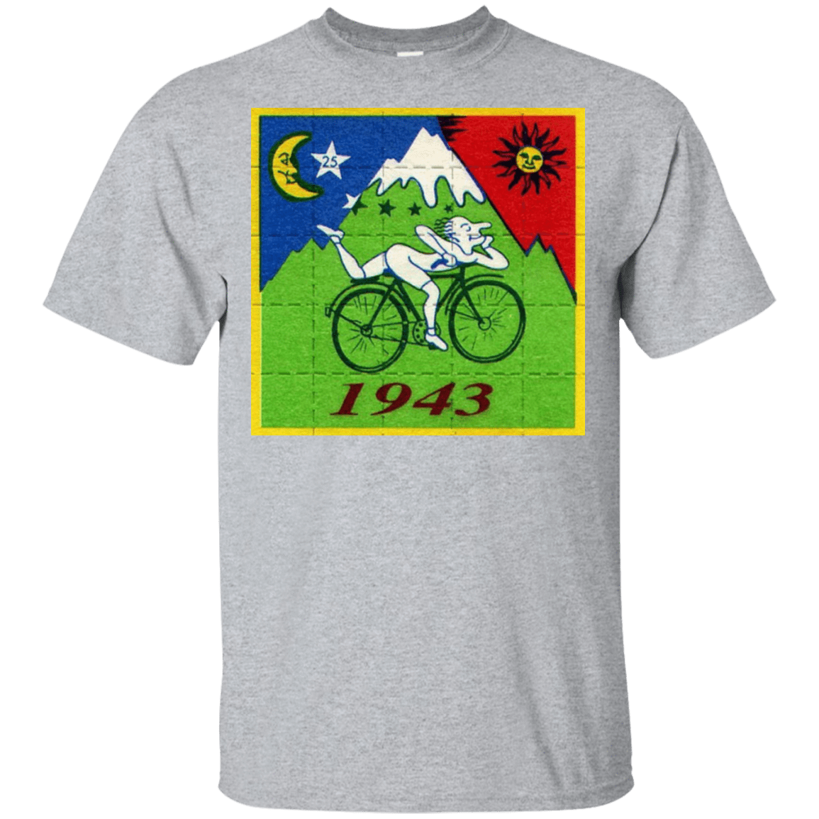 Bicycle Day 22-115-73565656-254 - Tee Ript