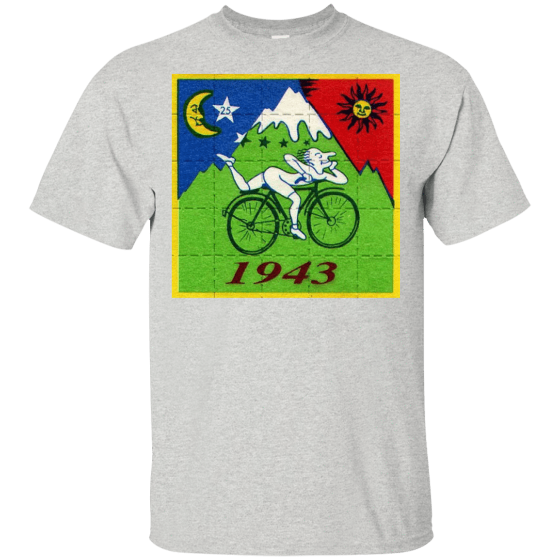 Bicycle Day 22-2475-73565656-12568 - Tee Ript