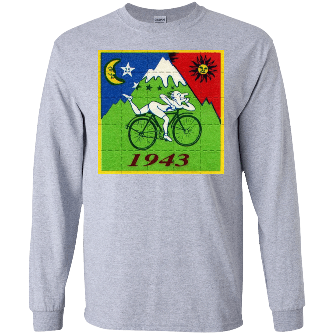 Bicycle Day 30-188-73565657-335 - Tee Ript