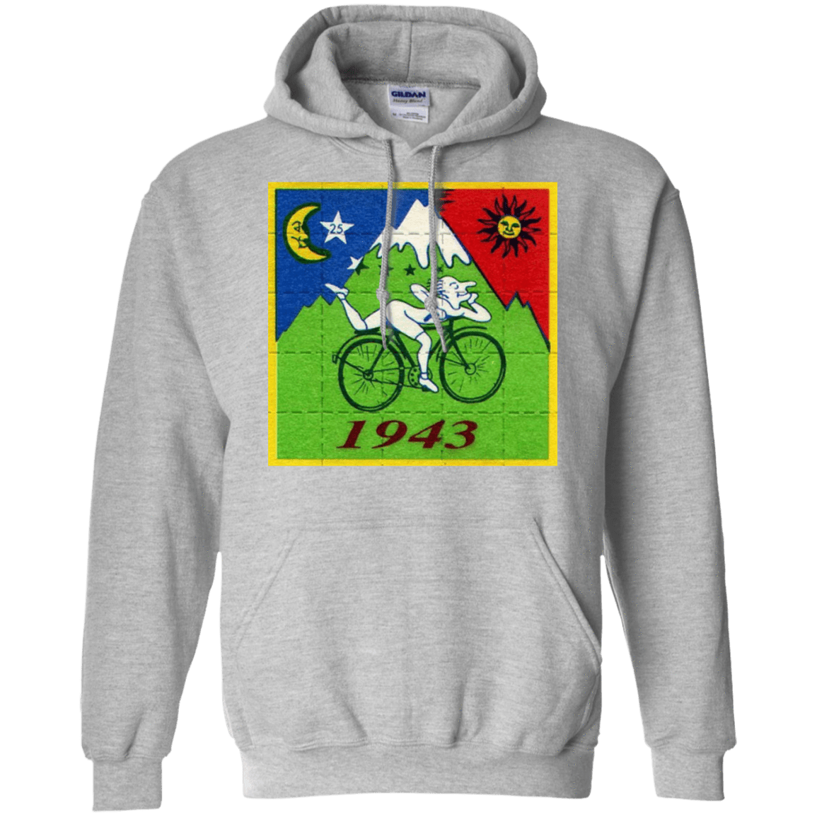 Bicycle Day 541-4741-73565658-23111 - Tee Ript