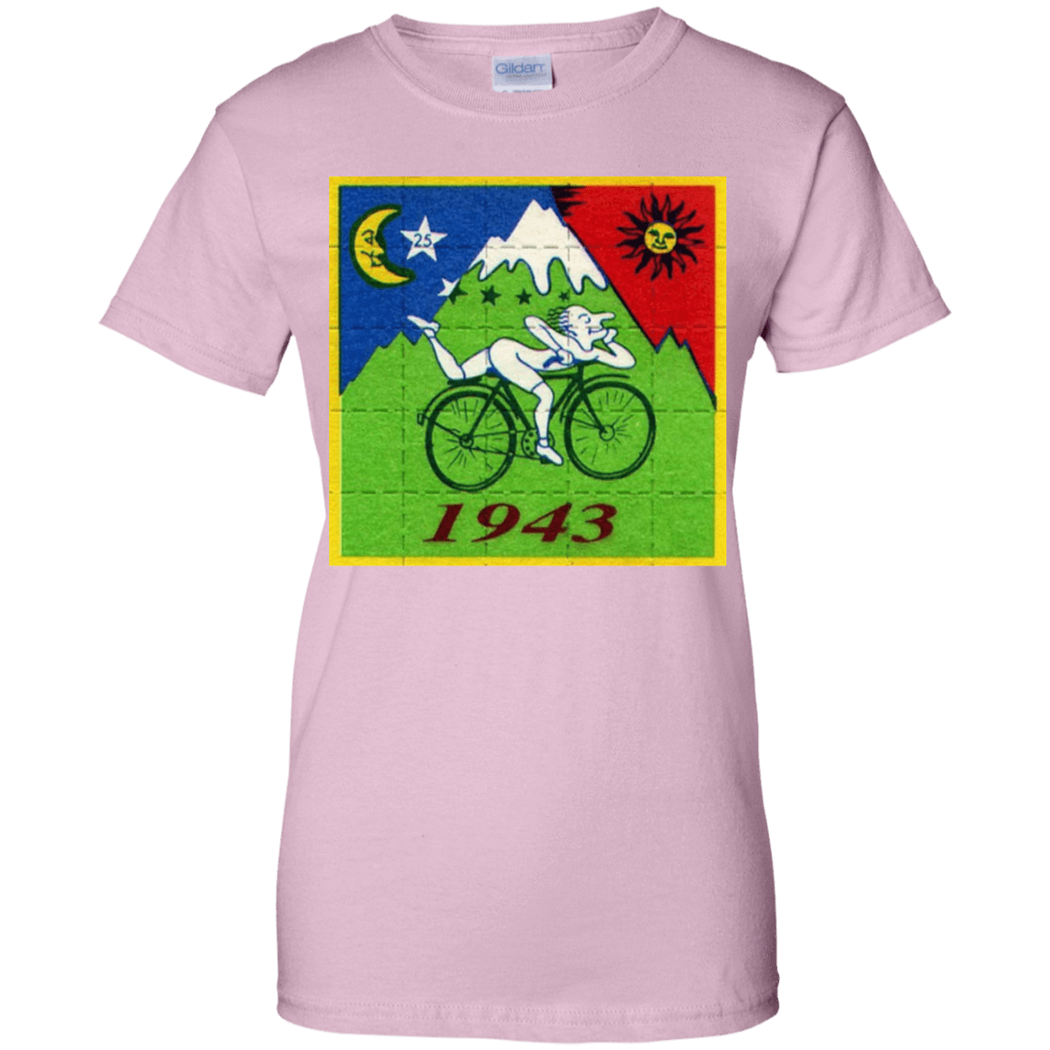 Bicycle Day 939-9258-73565659-44786 - Tee Ript