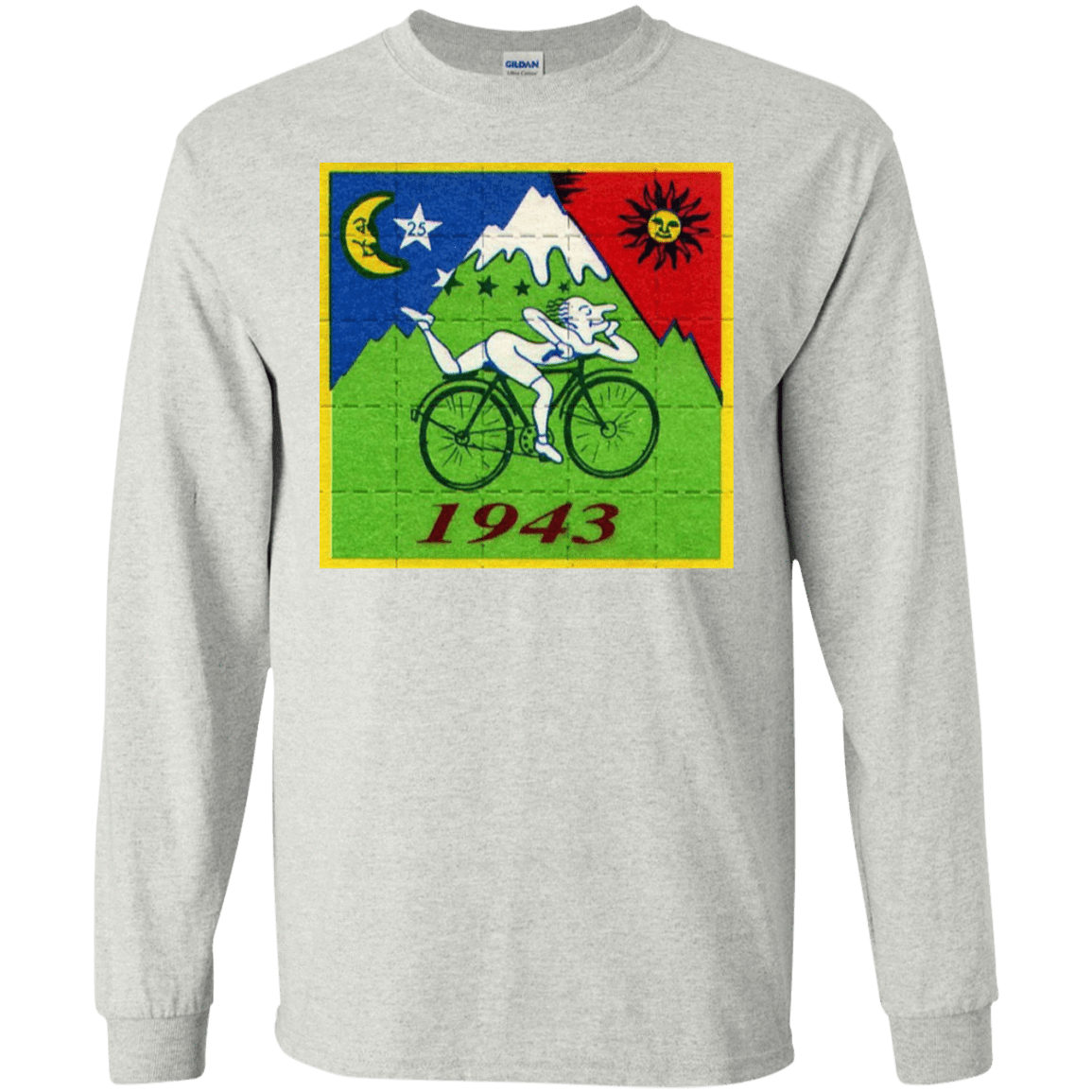 Bicycle Day 30-2112-73565657-10754 - Tee Ript