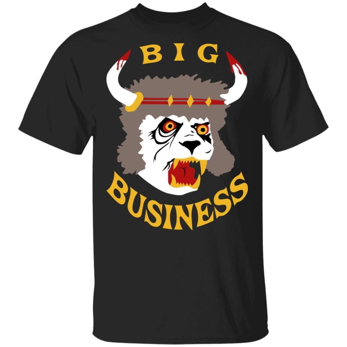 Big Business Official Merch Horns T-Shirts, Hoodies 1049-9953-88064167-48144 - Tee Ript