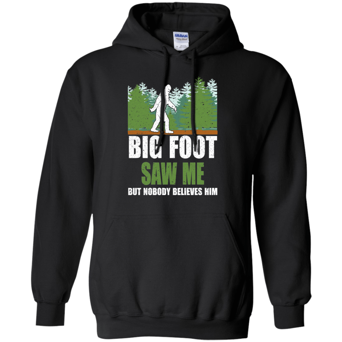 Bigfoot Saw Me But Nobody Believes T-Shirts, Hoodies, Tank 541-4740-78917292-23087 - Tee Ript