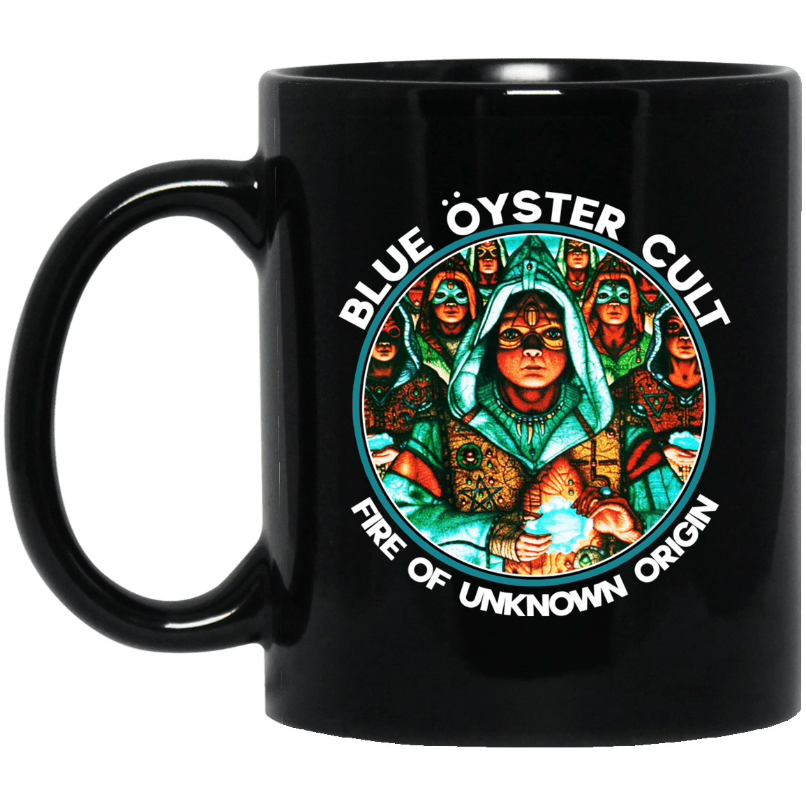 Blue Öyster Cult Fire Of Unknown Origin Mug 1065-10181-88282972-49307 - Tee Ript