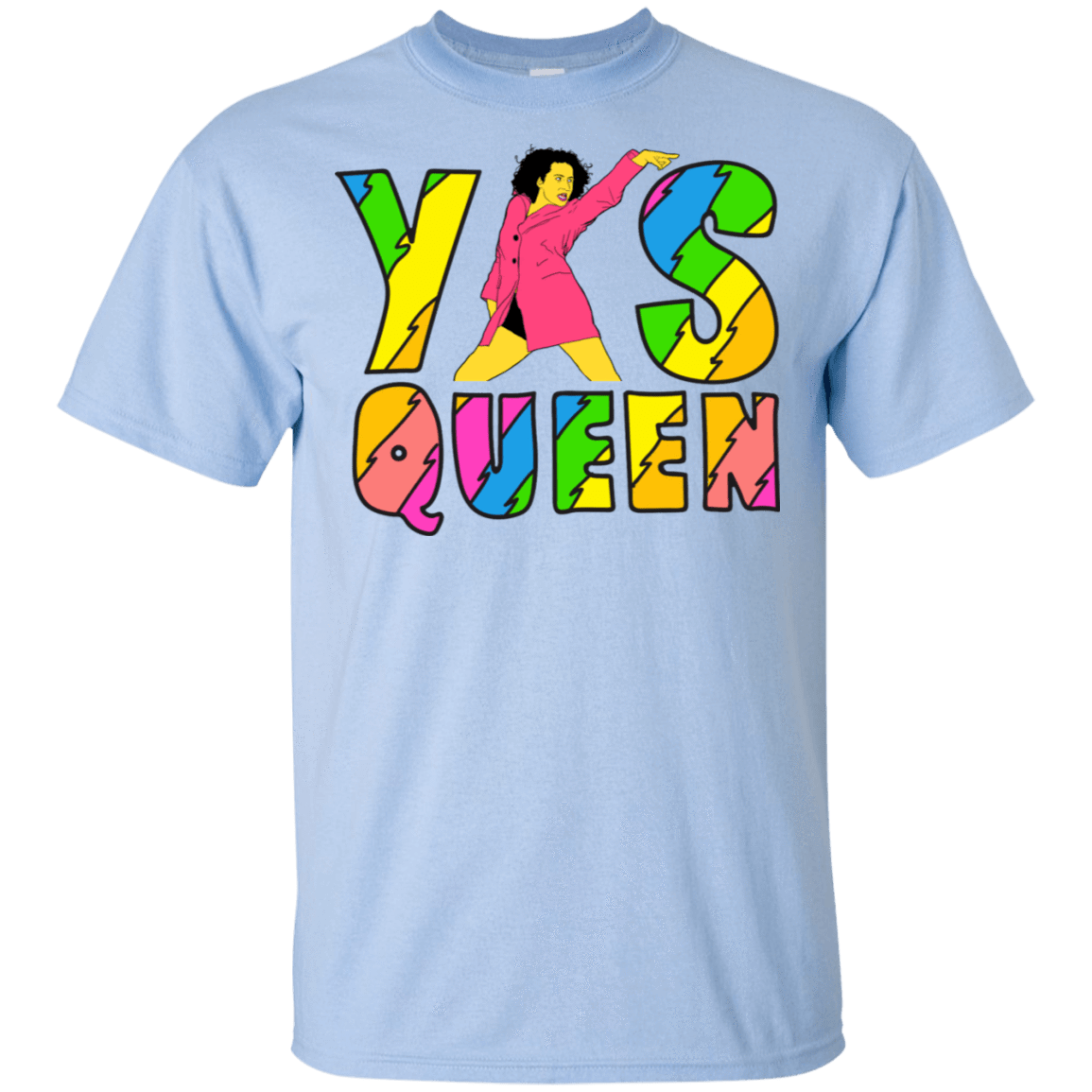 Broad City Yas Queen T-Shirts, Hoodie, Tank 22-9800-78393192-47430 - Tee Ript