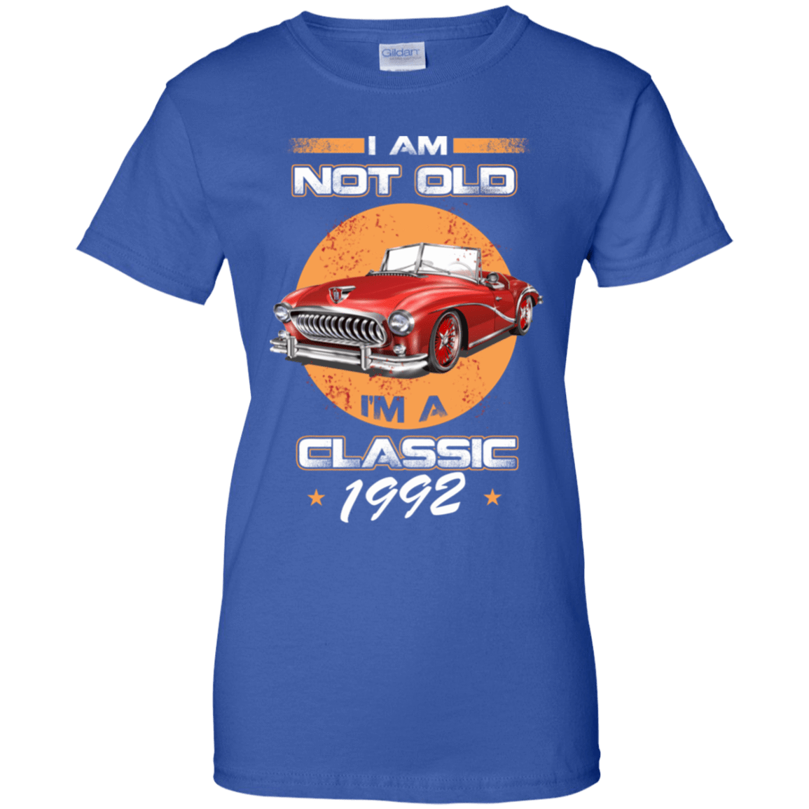 Car I'm Not Old I'm A Classic 1992 939-9264-72030877-44807 - Tee Ript