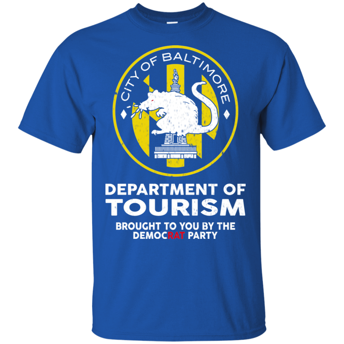 City Of Baltimore Department Of Tourism T-Shirts, Hoodie, Tank 22-110-78811280-249 - Tee Ript