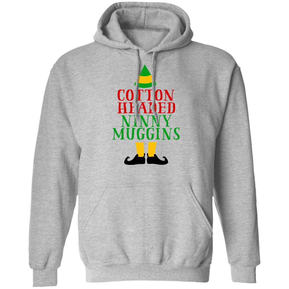 Cotton Headed Ninny Muggins Elf T-Shirts, Hoodies 541-4741-82220529-23111 - Tee Ript