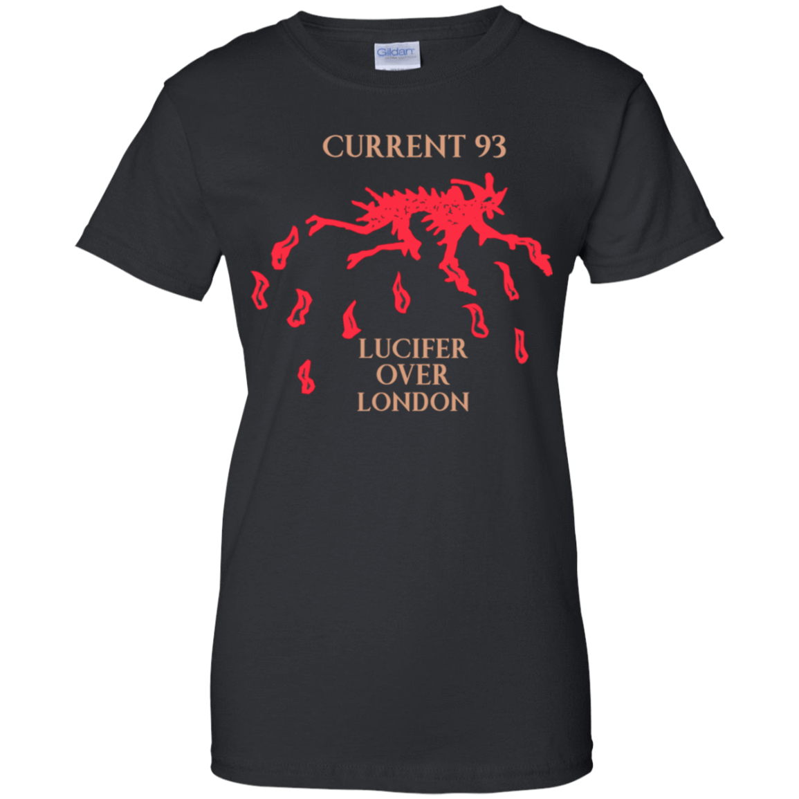Current 93 Lucifer Over London 939-9248-73890762-44695 - Tee Ript