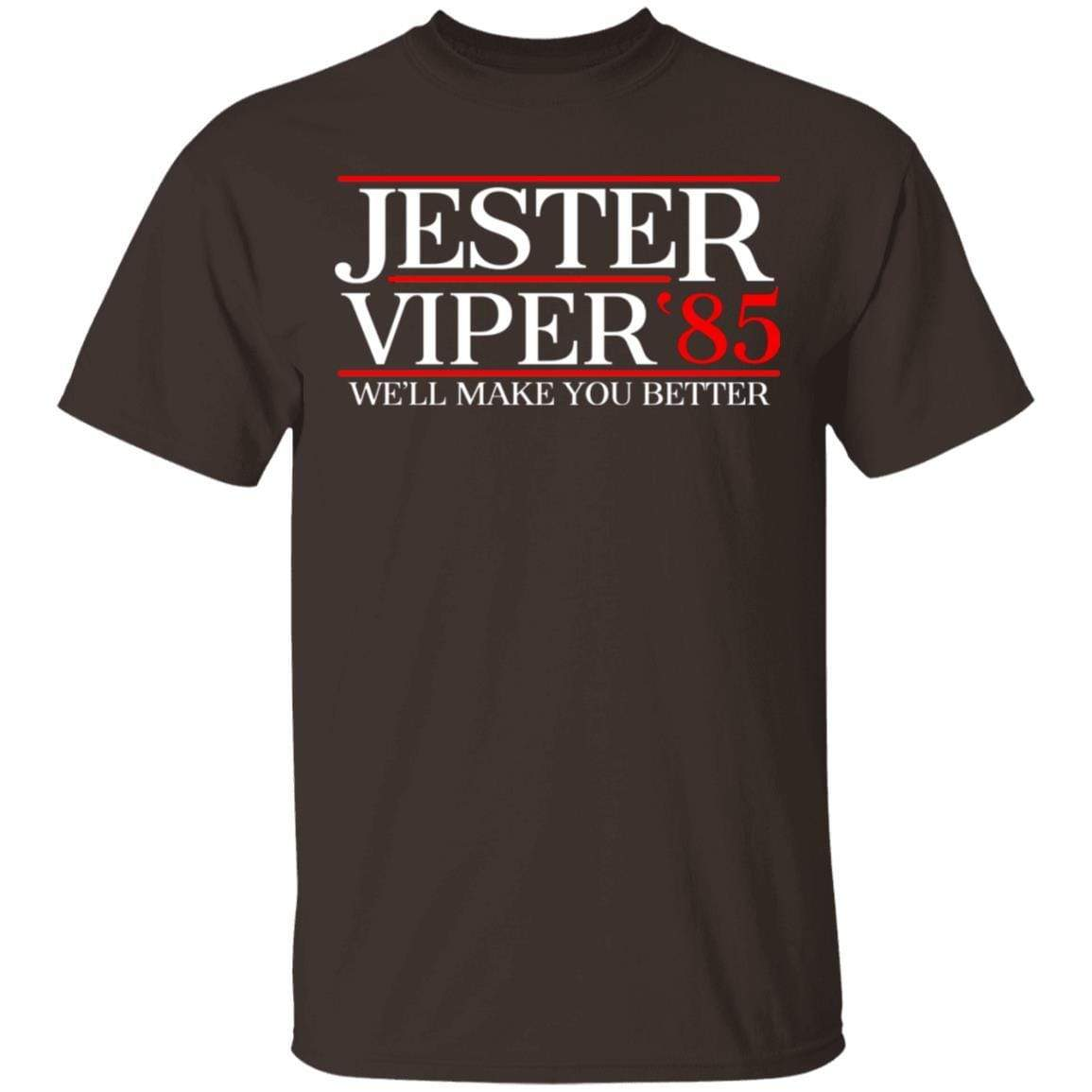 Danger Zone Jester Viper 85' We'll Make You Better T-Shirts, Hoodies 1049-9956-92229577-48152 - Tee Ript