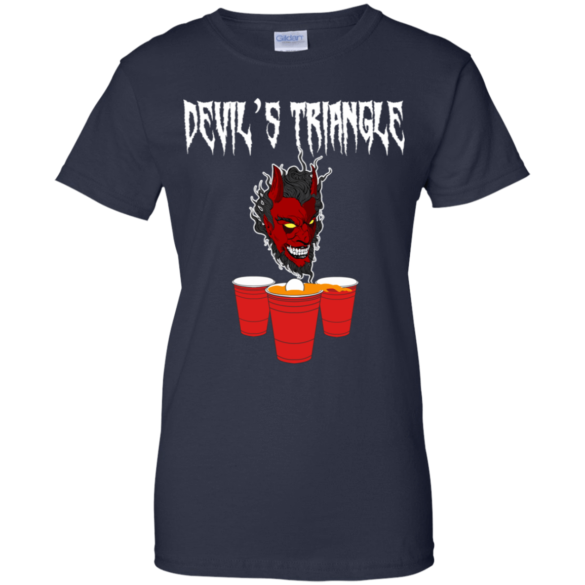 Devil's Triangle Drinking Game 939-9259-73890651-44765 - Tee Ript