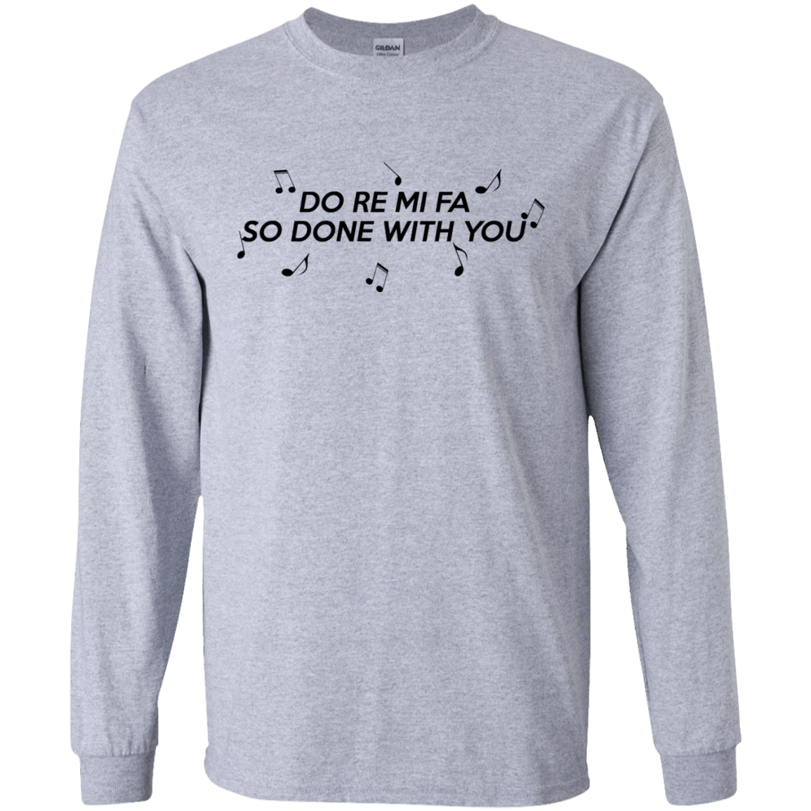 Do Re Mi Fa So Done With You 30-188-71995120-335 - Tee Ript
