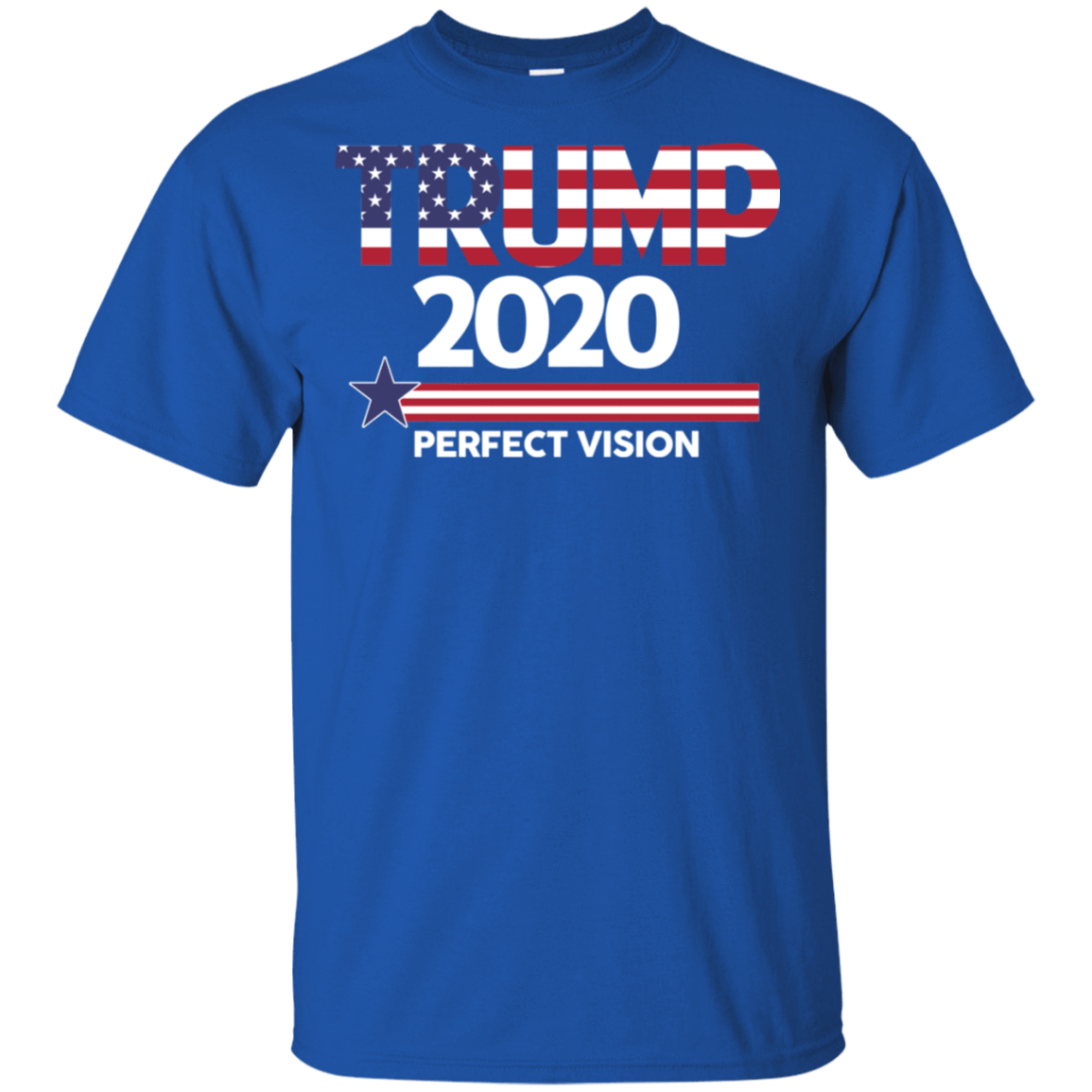 Donald Trump 2020 Perfect Vision T-Shirts, Hoodies 22-110-77529009-249 - Tee Ript