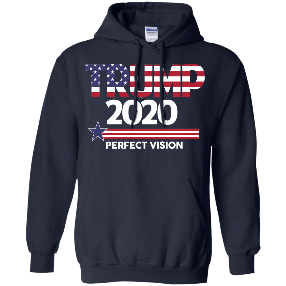 Donald Trump 2020 Perfect Vision T-Shirts, Hoodies 541-4742-77529011-23135 - Tee Ript