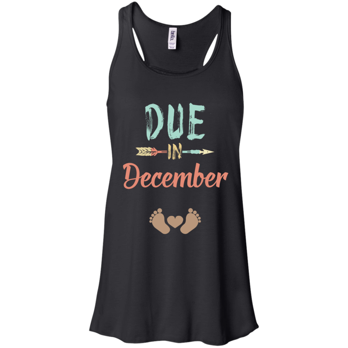 Due Date December 2019 Announcement Mommy Bump Pregnancy 974-9605-73890486-46696 - Tee Ript