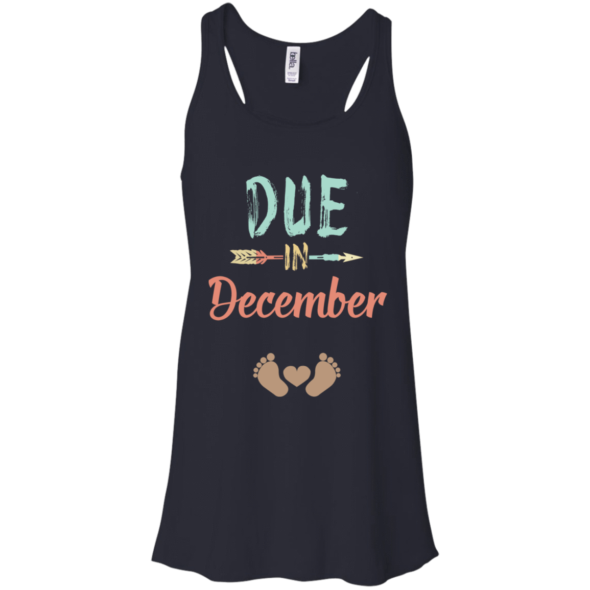 Due Date December 2019 Announcement Mommy Bump Pregnancy 974-9618-73890486-46774 - Tee Ript