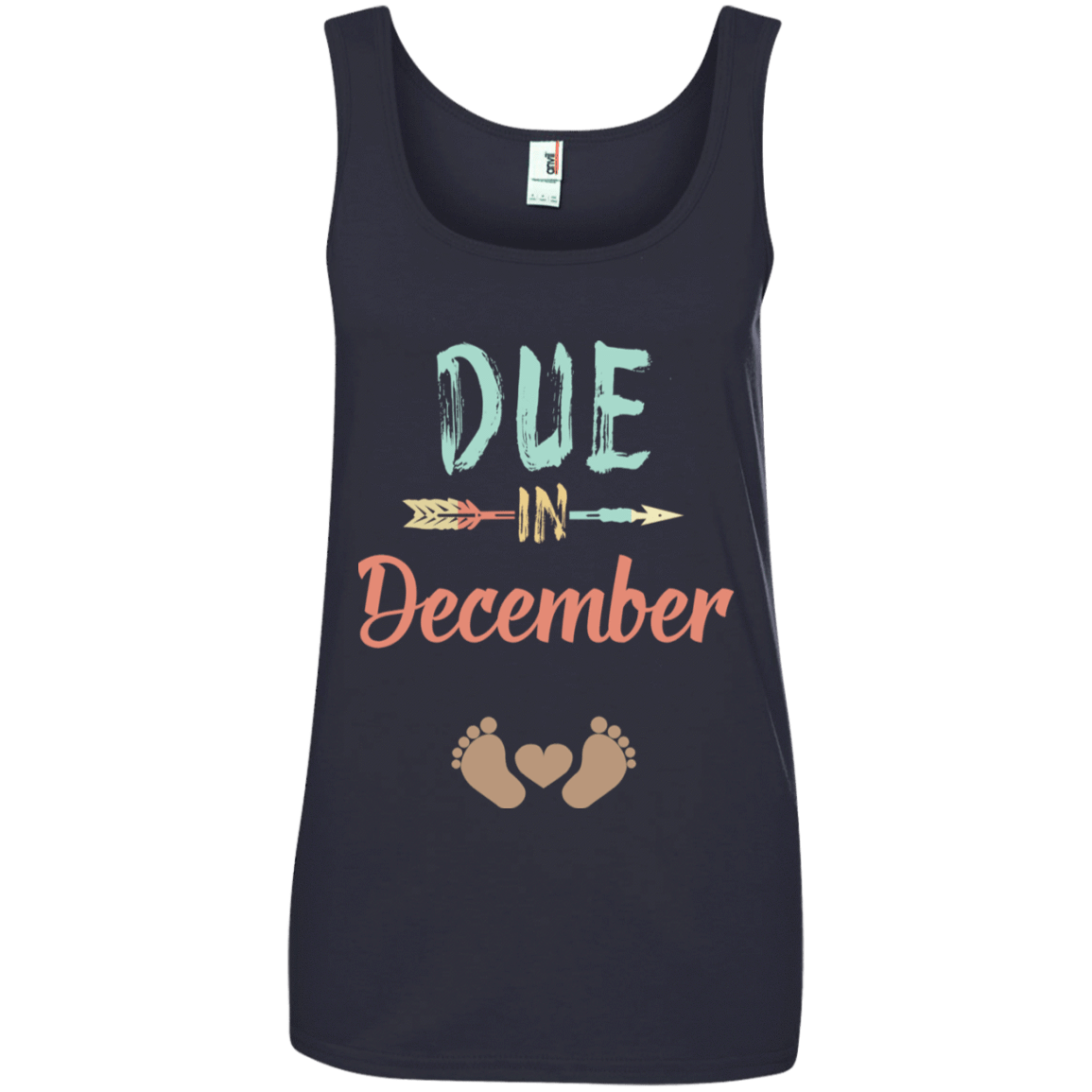 Due Date December 2019 Announcement Mommy Bump Pregnancy 864-8757-73890484-42375 - Tee Ript